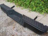 For Sale: Ford Super Duty OEM painted rear bumper. This