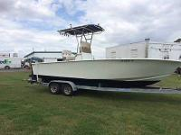 1999 24' CENTER CONSOLE T-TOP YAMAHA, Made by MPL with