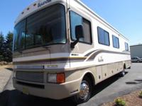 * 1999 34' FLEETWOOD BOUNDER MODEL M-32H * FORD TRITON