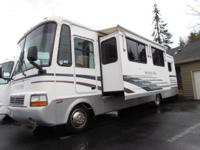 * 1999 33' NEWMAR COUNTRY STAR MOTORHOME MODEL M-3357 *