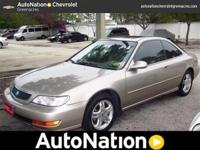 1999 Acura CL Our Location is: AutoNation Chevrolet
