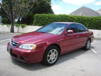 1999 ACURA TL...this car is loaded power windows,door