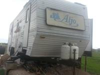 I have a 1999 Aljo travel trailer for sale asking $3200