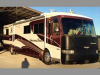 This 1999 American Dream Coach comes with a Powerful