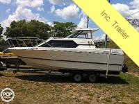 1999 Bayliner 2452 Ciera Express Layout:: This Bayliner