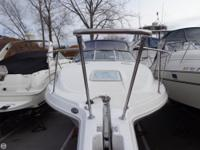 This 2nd owner boat is a good buy for the dollar. Has a