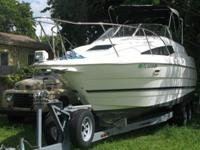 ,..,,BAYLINER 29.7 FEET BOAT SECOND OWNER MECHANICLY