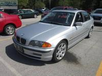 ONLY 65,520 Miles! EPA 29 MPG Hwy/20 MPG City! 328i