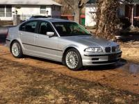 I have a 1999 BMW 323i up for sale with 107,000 miles