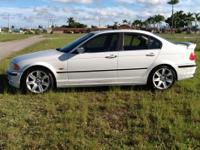 1999 BMW 328i - $3450 Cash, nice shiny white, runs