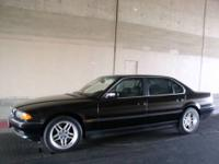 1999 BMW 7 series Sedan 740i Our Location is: Diamond
