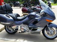1999 BMW K 1200 LT ABS 6Disc Changer AM/FM the new BMW