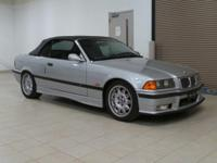 Silver 1999 BMW M3 RWD 5-Speed Automatic 3.2L I6