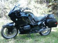 1999 R-1100-RTP, lovingly cared for by owner/mechanic.