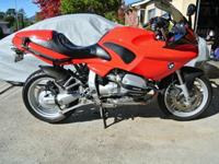 Beautiful R1100S always garaged and in excellent