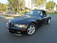 1999 BMW Z3 GREAT SHAPE MUST SEE