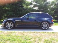For sale is my beloved 1999 Z3 M coupe. I've owned this