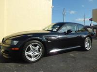 A 1999 classic BMW Z3M coupe with just about 92K miles