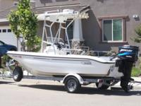 Original & only owner is selling a 1999 Boston Whaler