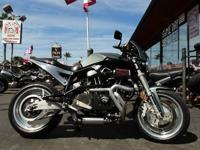 THIS IS ONE FAST BUELL WE HAVE FOR SALE 1999 LIGHTING