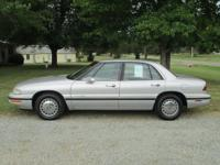 1999 Buick LeSabre Custom 4dr Sedan this car has