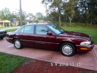 i have a 1999 buick park ave it has 66,000 orig. miles