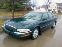 This lovely 1999 Buick Park Avenue draws from a rich