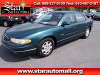 New Price! Green 1999 Buick Regal LS FWD 4-Speed