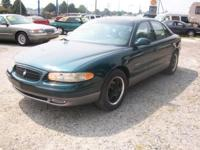 Options Included: N/ATHIS BUICK, WITH IT'S SUPERCHARGED