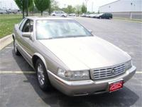 This 1999 Cadillac Eldorado 2dr 2dr Cpe Coupe features