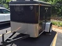 6 X 5 Cargo Trailer, good condition, brand new tires