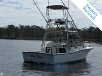 Carolina Classic 28' This is a powerful, efficient,