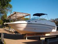 1999 Chaparral 240 Signature, New Chevy Vortec 5.7