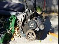 1999 jeep cheeokee engine with 150000 miles. The jeep