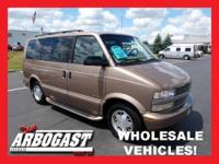 **This vehicle is sold 'AS IS'. Dave Arbogast would