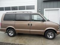 This 1999 Chevrolet Astro Passenger is offered to you