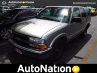 1999 Chevrolet Blazer Our Location is: AutoNation