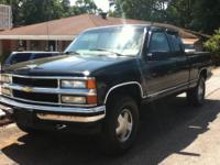1999 Chevrolet C/K 1500 3Door with 134k miles/Very