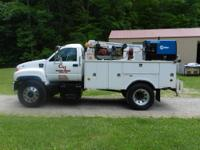 1999 Chevrolet Service Truck, very clean inside/out,