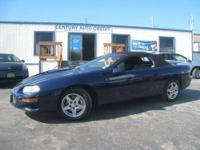 SS Appearance package Z28, 2D Convertible, and 5.7L V8