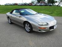 1999 Chevrolet Camaro Coupe Our Location is: Piles