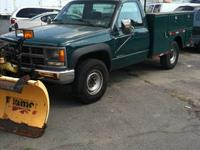 1999 Chevrolet 2500 4x4 truck, automatic transmission