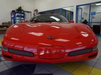 New Arrival! This 1999 Chevrolet Corvette Includes