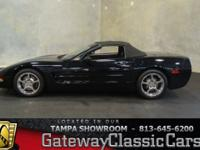 Stock #583-TPA 1999 Chevrolet Corvette  $24,995 Engine:
