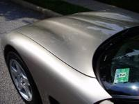 1999 Chevrolet Corvette Coupe, Lt. Pewter Metallic With