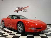 Have a look at this gently-used 1999 Chevrolet Corvette