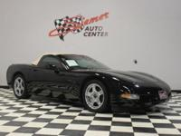 This impressive example of a 1999 Chevrolet Corvette is