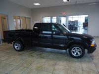 Options Included: N/A1999 Chevy S10