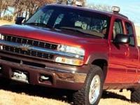 1999 Chevrolet Silverado 1500 Vortec 4.8L V8 SFI Vortec