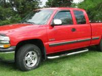 Options Included: Extended Cab, Off Road Package, Short